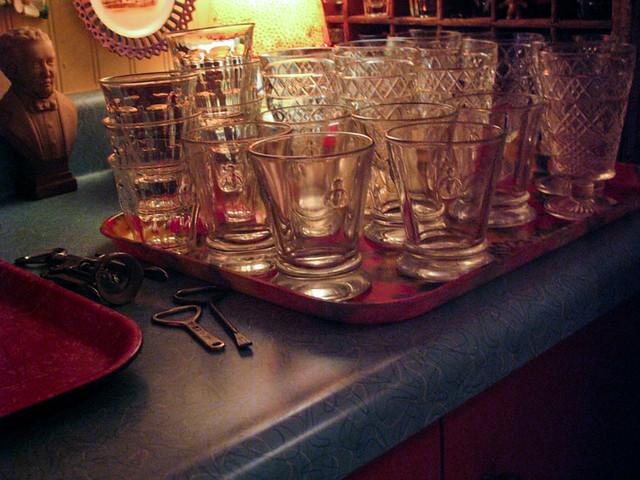 Pre Party Glassware