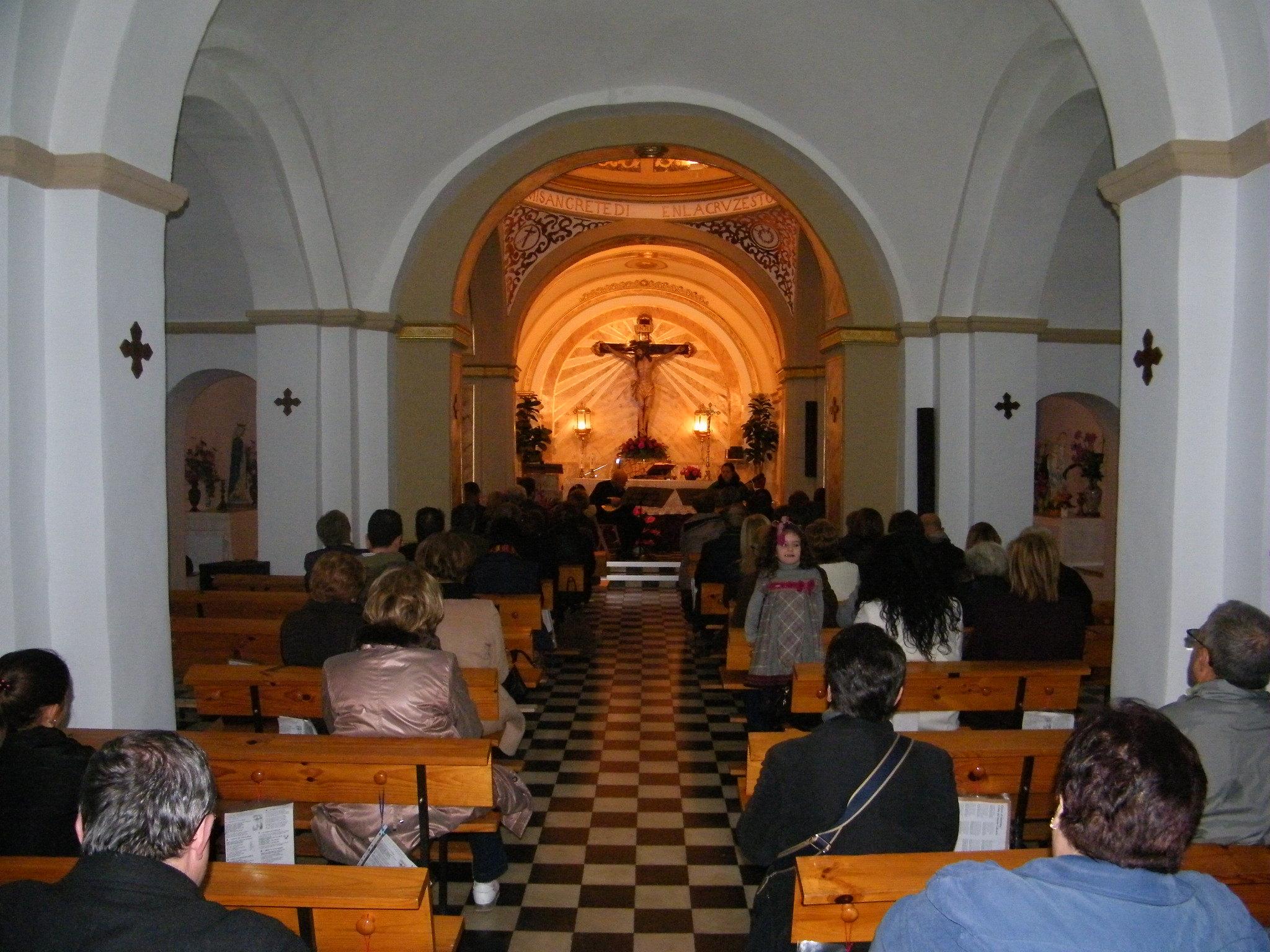 ElCristo - Actos - Actuación Musical Solidaria - Grupo Madrigal - (2016-01-29) - Gabriel Segura (07)