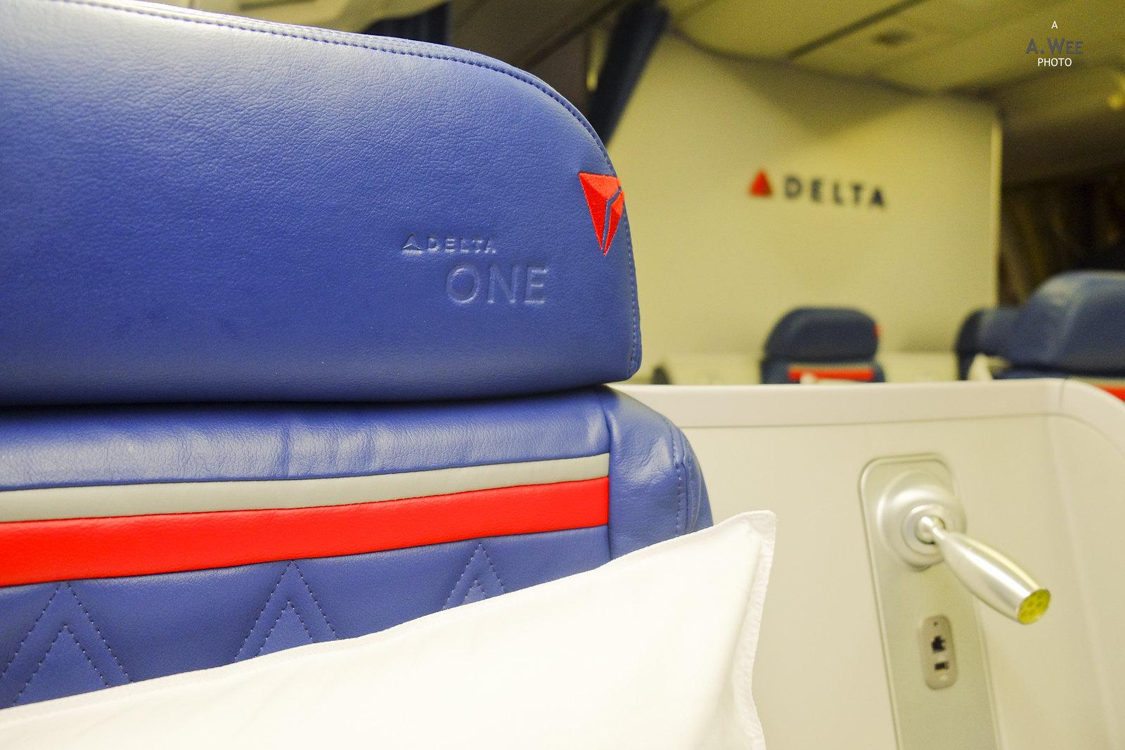 Delta's Business Class