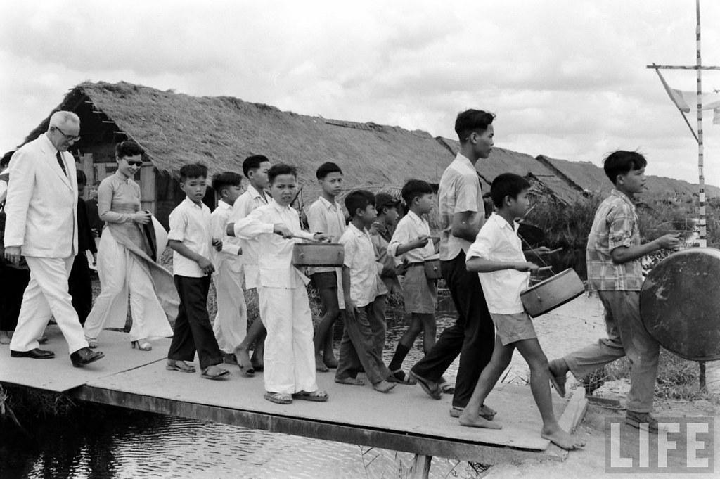 South Vietnam 1955 - by John Dominis | manhhai | Flickr