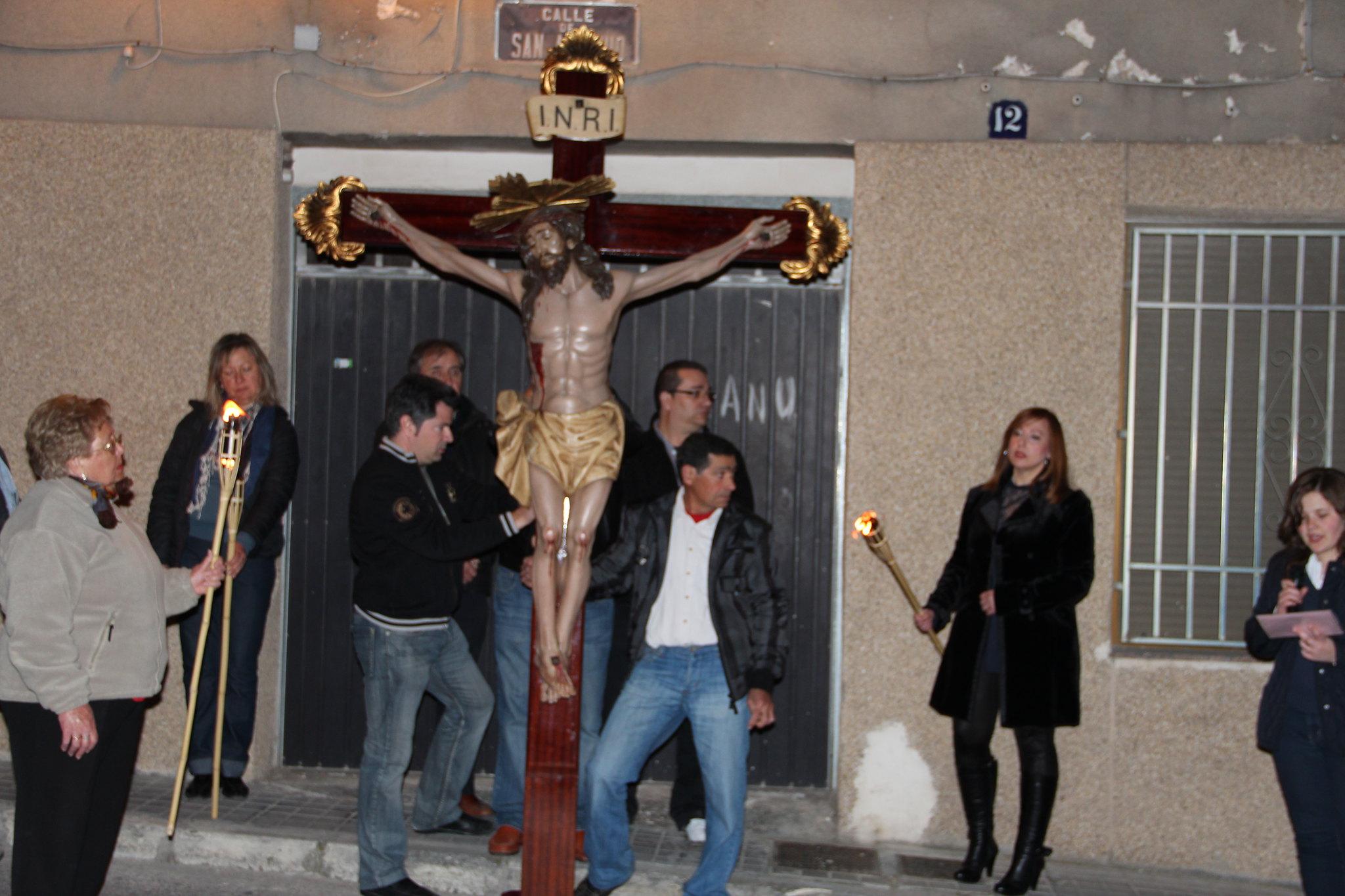 (2012-03-30) - III Vía Crucis nocturno -  Antonio Verdú Navarro  (24)