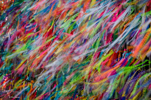 Fita do Senhor do Bonfim bracelets flapping in the wind | by Phil Marion (173 million views - THANKS)