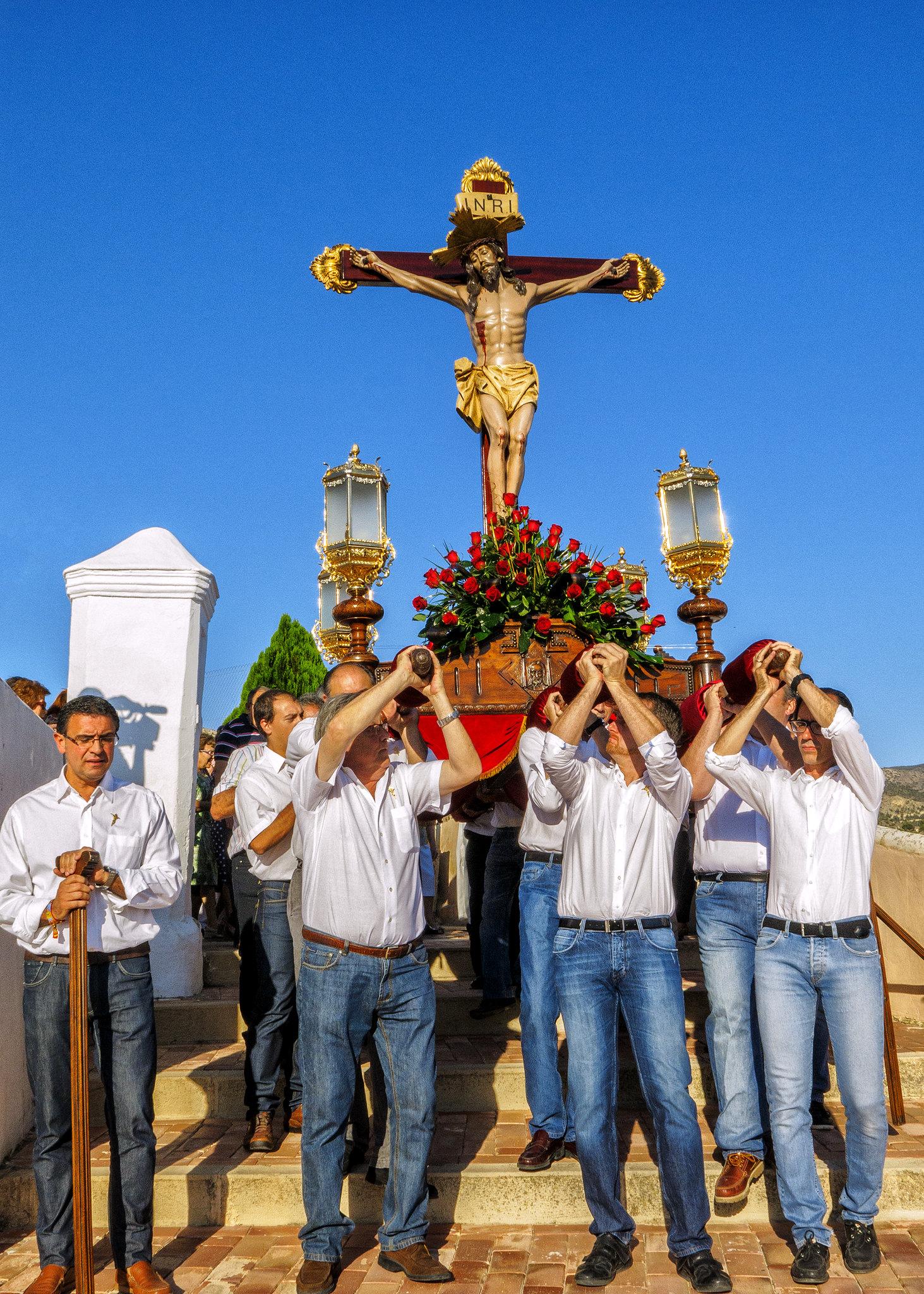 (2014-06-27) - Bajada Vía Crucis - Luis Poveda Galiano (05)