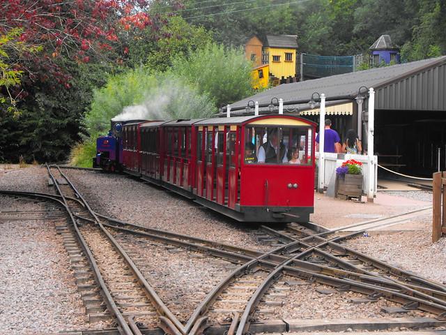Perrygrove Railway - Aug. 2013
