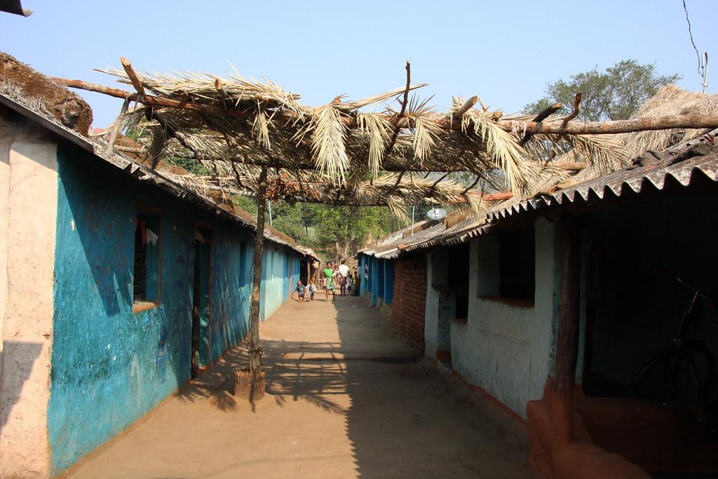 The tribal village of Janiguda (Odisha) | sensaos | Flickr