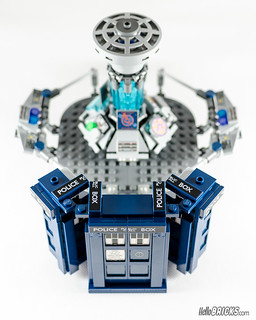REVIEW LEGO Ideas 21304 Doctor Who (HelloBricks) | by HelloBricksCom