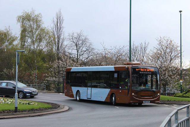 Nottingham City Transport 388