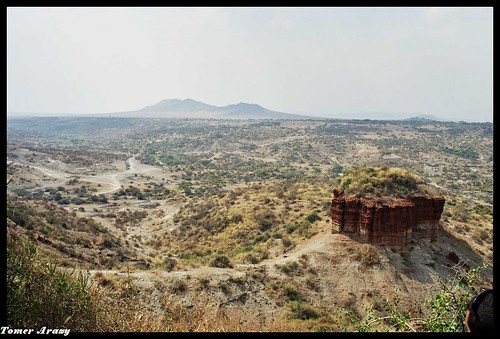 """Olduvai Gorge - """"The Cradle of Mankind"""" 