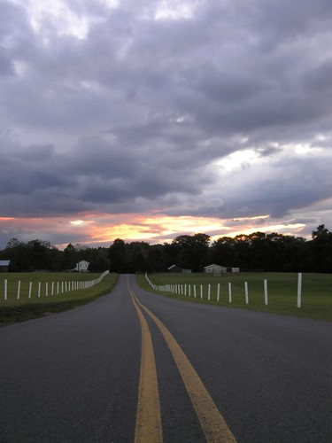 sunset clouds landscape pennsylvania dauphincounty powellsvalley