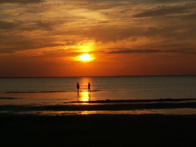 Swedish sunset 6