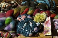 Yarn School 2006: Adrian's yarn
