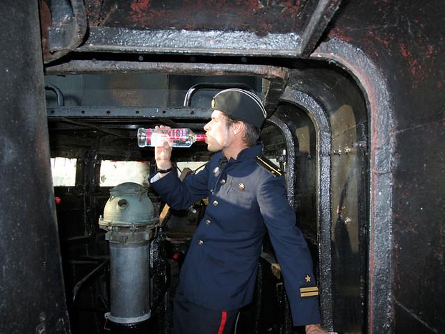 Agent 0X7 aan de Wodka