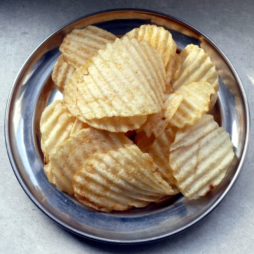 Crisps not Chips | by Lynne Hand