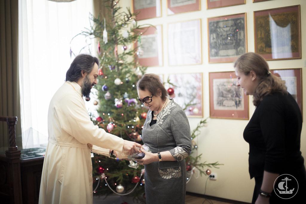 7 января 2016, Поздравление с Рождеством Христовым / 7 January 2016, Congratulation merry Christmas