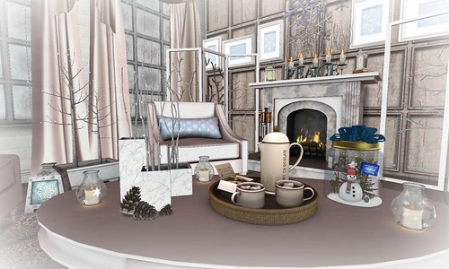 Finishing Touches- Winter Edge Collection (close-up frosted) | by Hidden Gems in Second Life (Interior Designer)