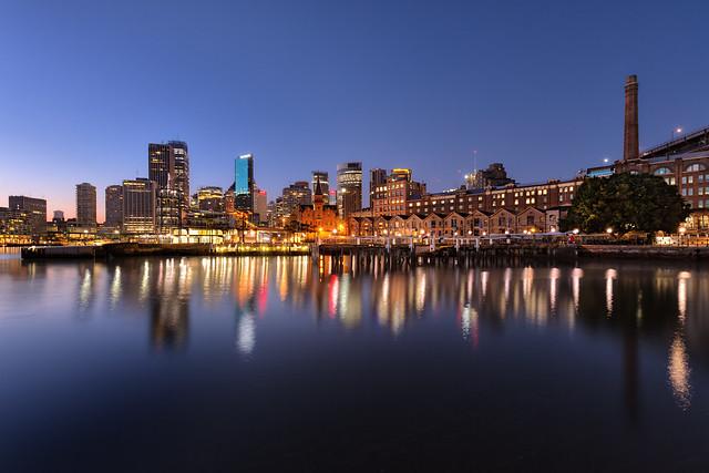 Previous: Before Sydney Awakens