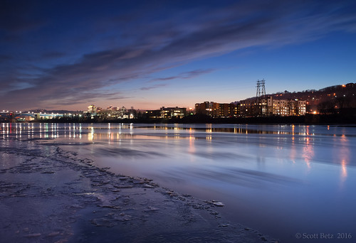 winter sunrise nikon pittsburgh nik lightroom westernpennsylvania alleghenyriver washingtonslanding singhray hjheinz d700