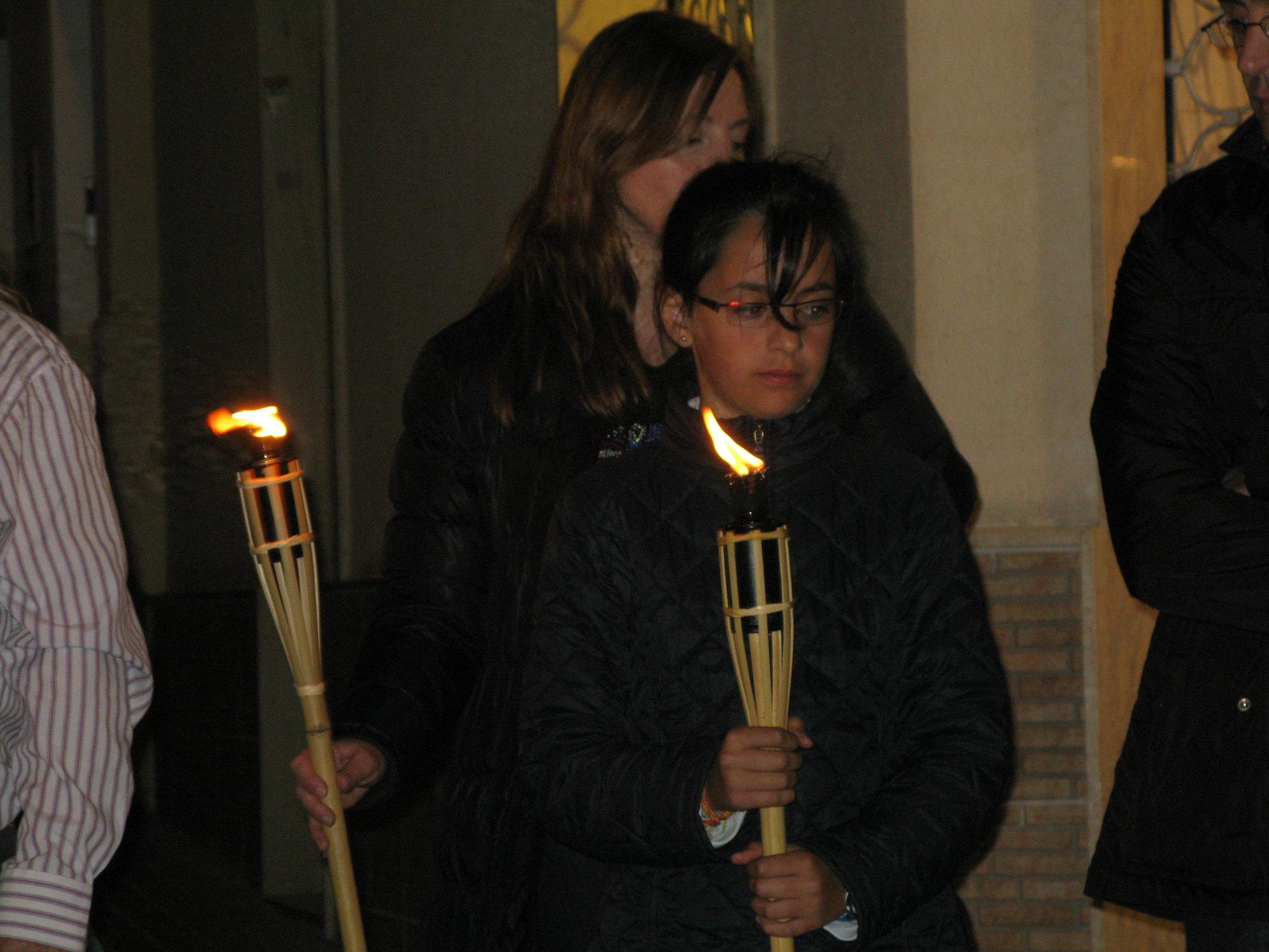 (2011-04-15) - II Vía Crucis nocturno -  Antonio Verdú Navarro (30)