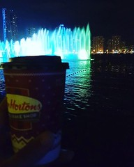 #Yoo #SharjahNights #Traveler #cafemocha #sharjahtourism #Sharjahlightfestival #Jogging #TimHortons #Coffee