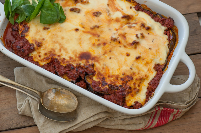 Super Easy Moussaka