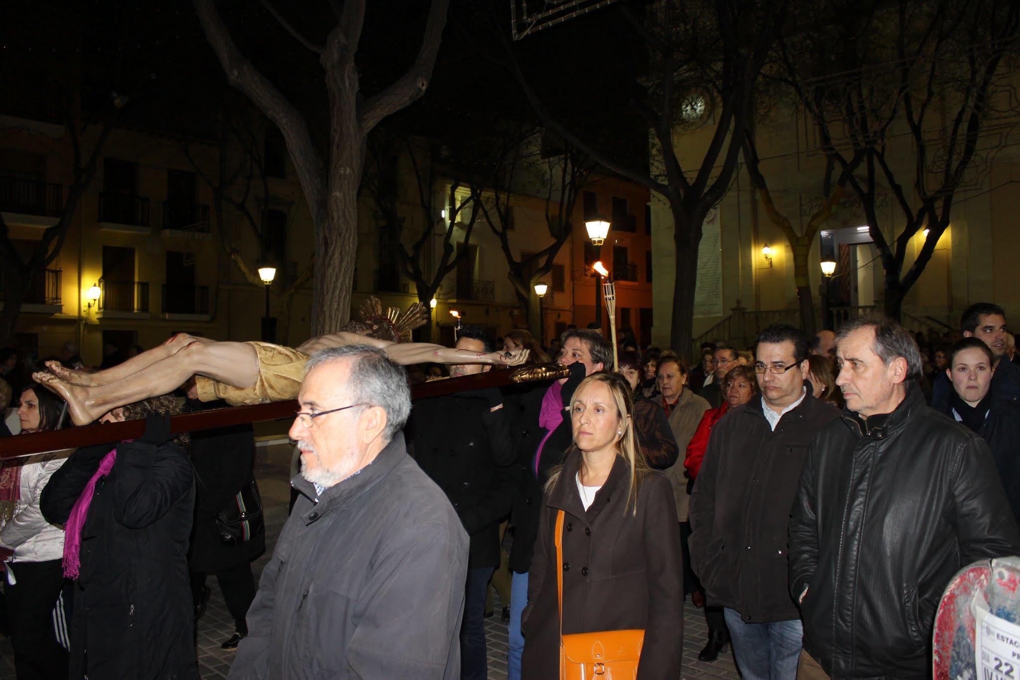 (2013-03-22) - IV Vía Crucis nocturno - Javier Romero Ripoll (129)