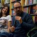 Niccolò Ammaniti in libreria con 'Anna'. Empoli, Martedì 8 Marzo 2016