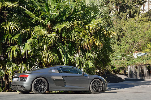 The new R8 V10 Plus