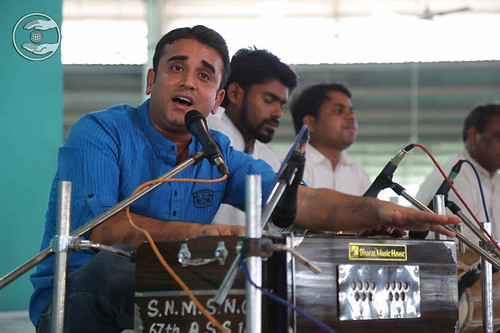 Devotional song by Saurav Girdhar from Panipat