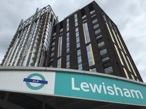 Lewisham DLR and development | by Matt From London