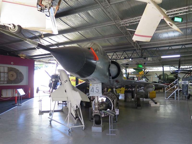 Dassault Mirage III-O 1