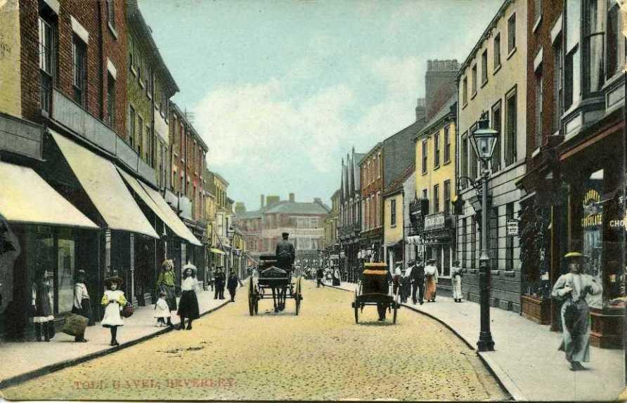 Beverley Toll Gavel 1900 (archive ref PO1-14-345)