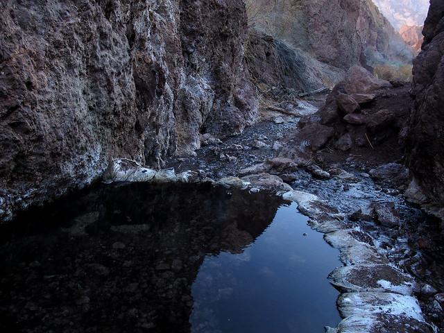 Devils Drain Canyon