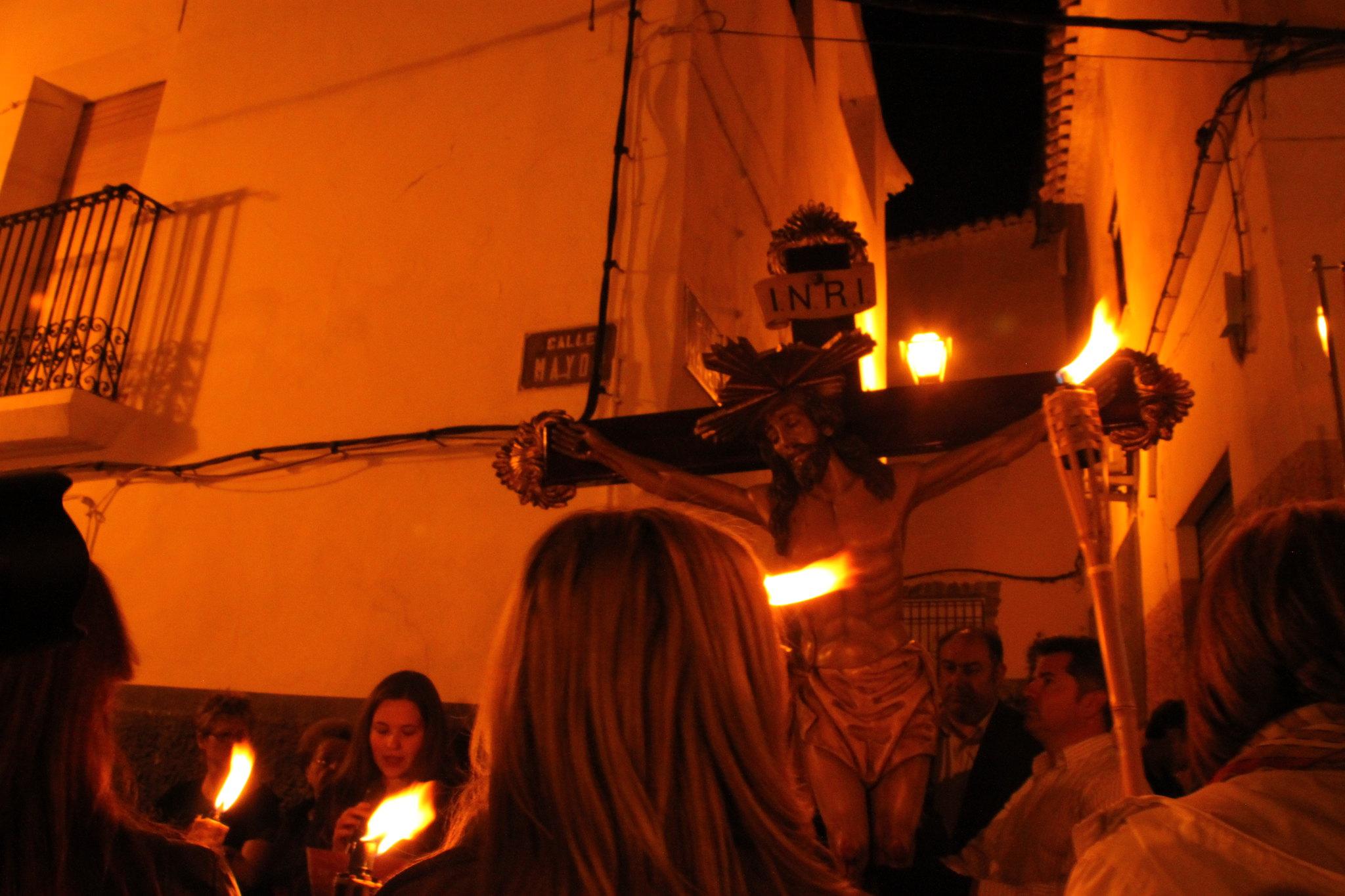 (2014-04-01) -  V Vía Crucis nocturno - Javier Romero Ripoll (44)