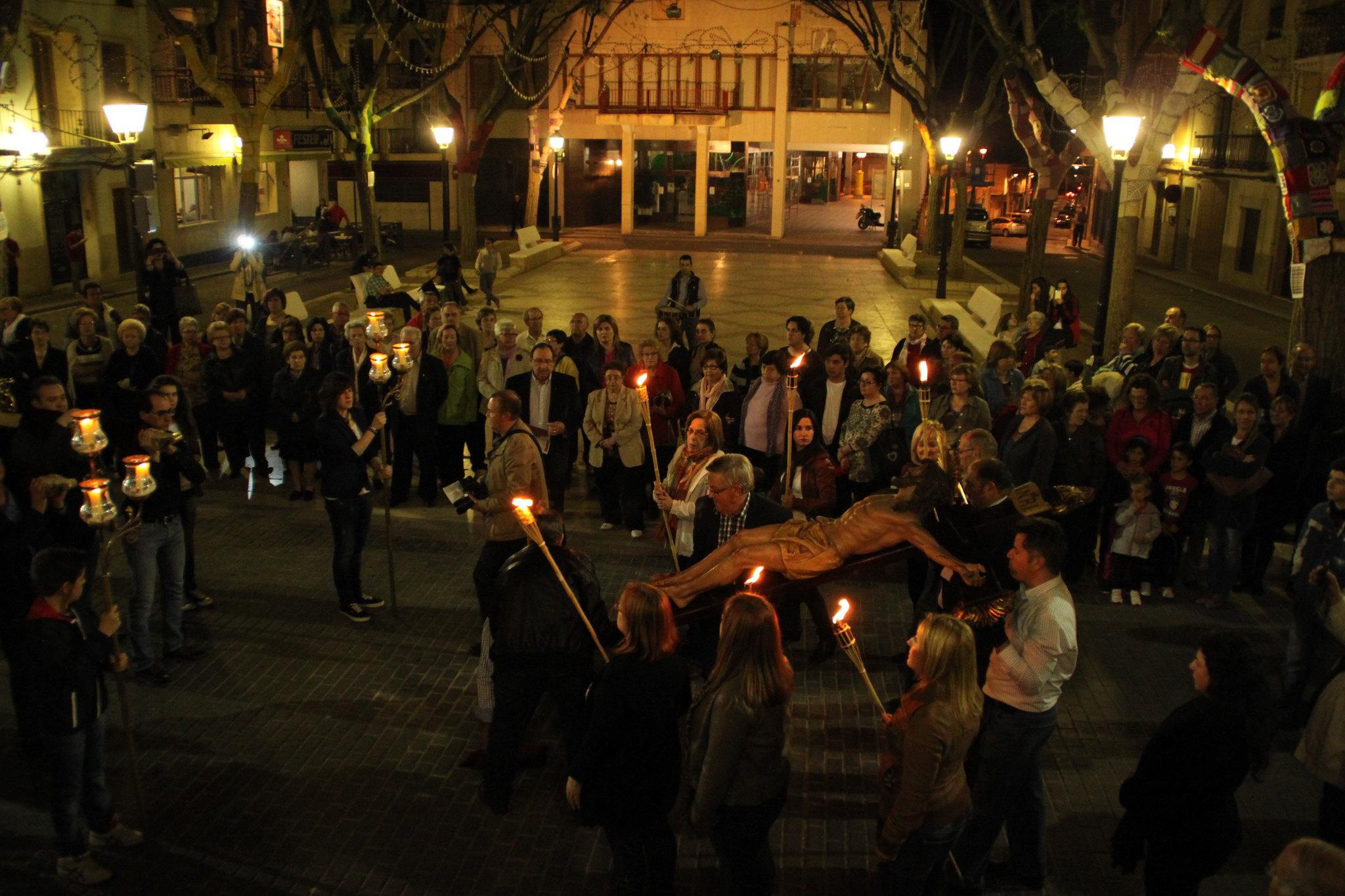 (2014-04-01) -  V Vía Crucis nocturno - Javier Romero Ripoll (56)