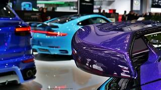 Geneva Motorshow 2016   by mwalenczewski