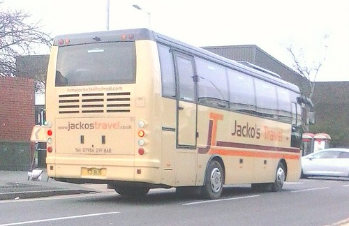 #Jackos travel #Oldham ex #Yelloway #T3BUS