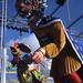 2002, Nice, Carnaval CXVIII, Roi de l'Euroland