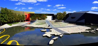 Australian National Museum centre courtyard | by Snuva