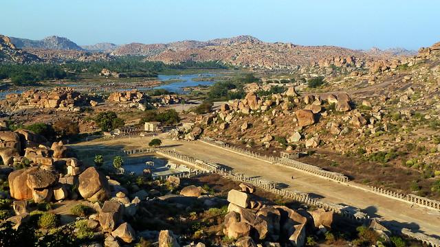 India - Karnataka - Hampi - Overview