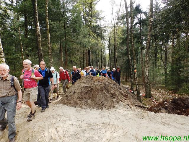 2016-04-13    2e Dag van Lunteren 25 Km  (134)