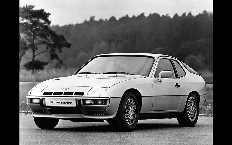 Porsche 924 Turbo – 1978