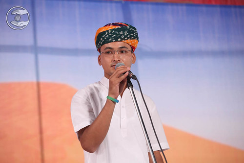 Devotional song by Deepak and Saathi from Barmer