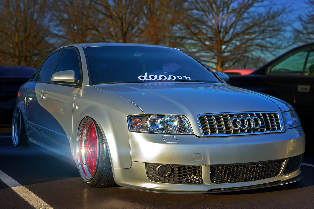 AUDI Dapper (Cars & Coffee Of The Upstate) | Please have a l… | Flickr