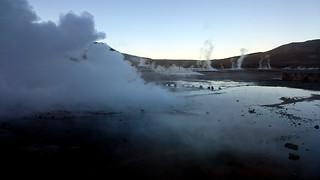 2016 - Chile - San Pedro - Geysers Steam II | by SeeJulesTravel