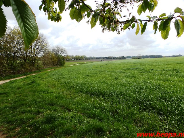 2016-04-30   Lentetocht  (klim) wandeling 40 Km  (40)