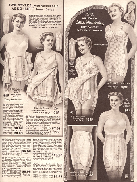 Spring and Summer 1955 Lane Bryant