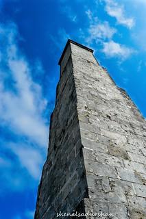 Queen's tower - Delft Island