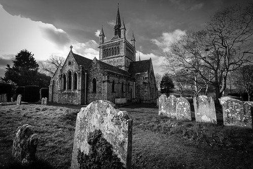 St. MIldred's Church, Whippingham, Isle of Wight