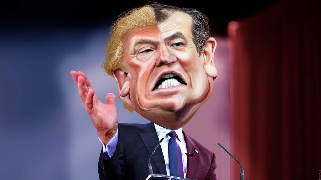 Ted Trump or Donald Cruz