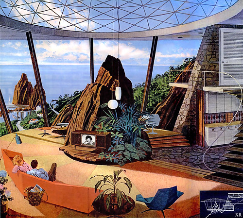 1963 ... Motorola World - around the rock!